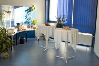 Com training and services in Leipzig nimmt seine Beschäftigten als Menschen mit sozialem Umfeld ernst