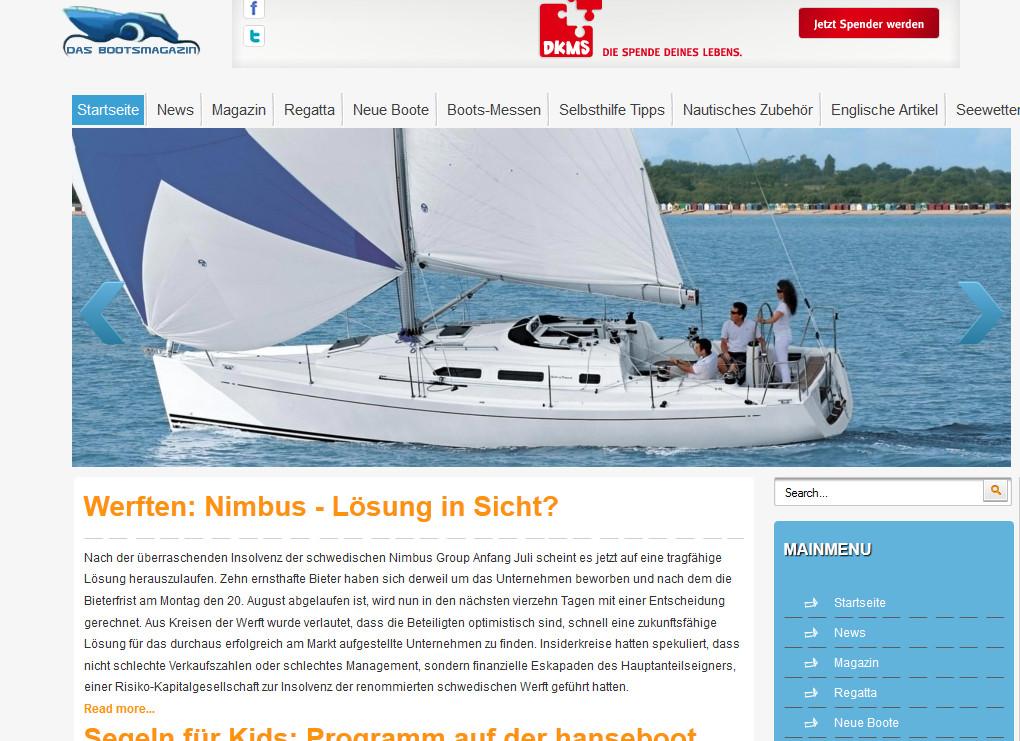 AdriaMediaGroup publiziert neues Wassersportmagazin