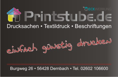 flyer drucken lassen durch die online druckerei pressemitteilung ws. Black Bedroom Furniture Sets. Home Design Ideas