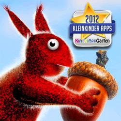 Preisverleihung Kinder App Preis 2012: