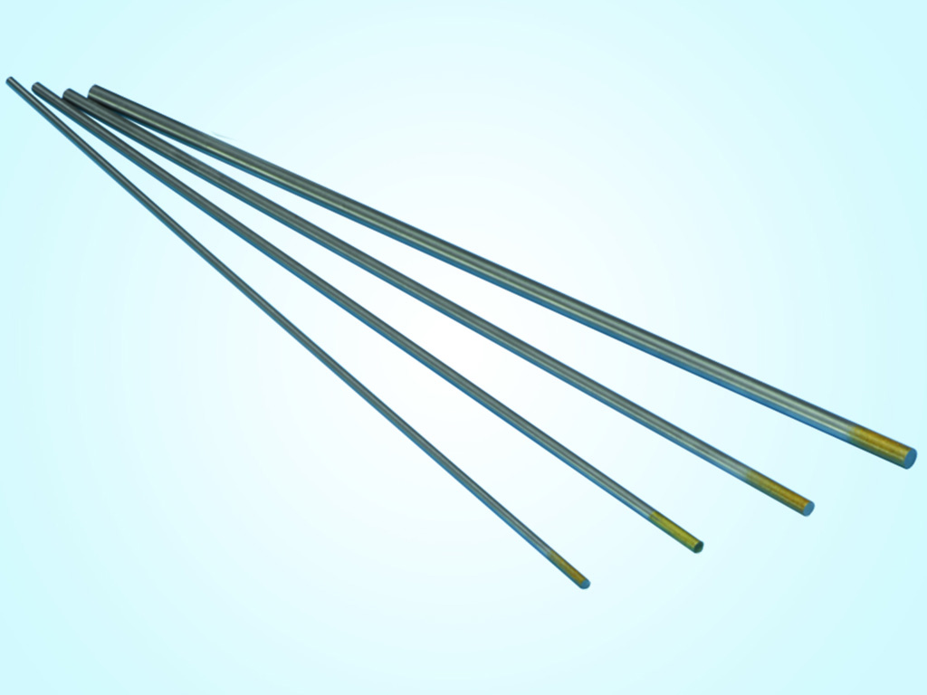 PLANSEE nimmt WT20-Elektroden aus dem Sortiment.