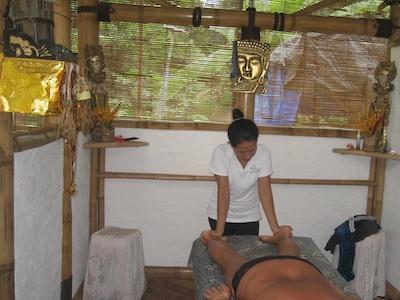 Massage-Training und Urlaub auf Bali.