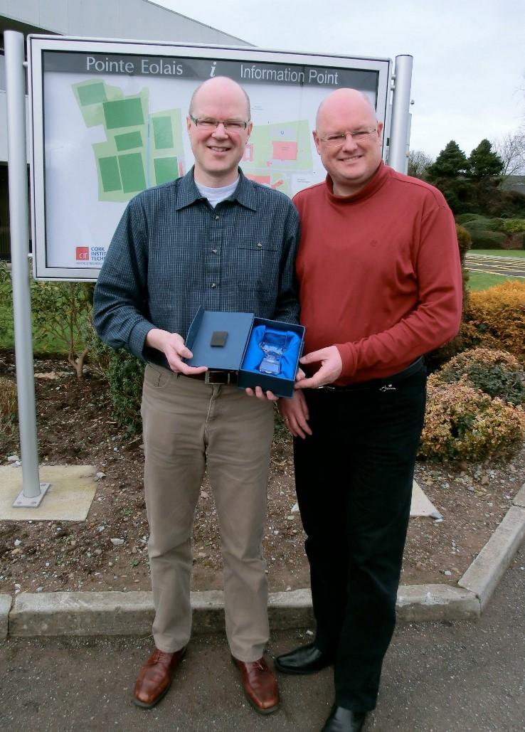 S-Cube-Projekt gewinnt Preis des besten Konferenz-Papiers