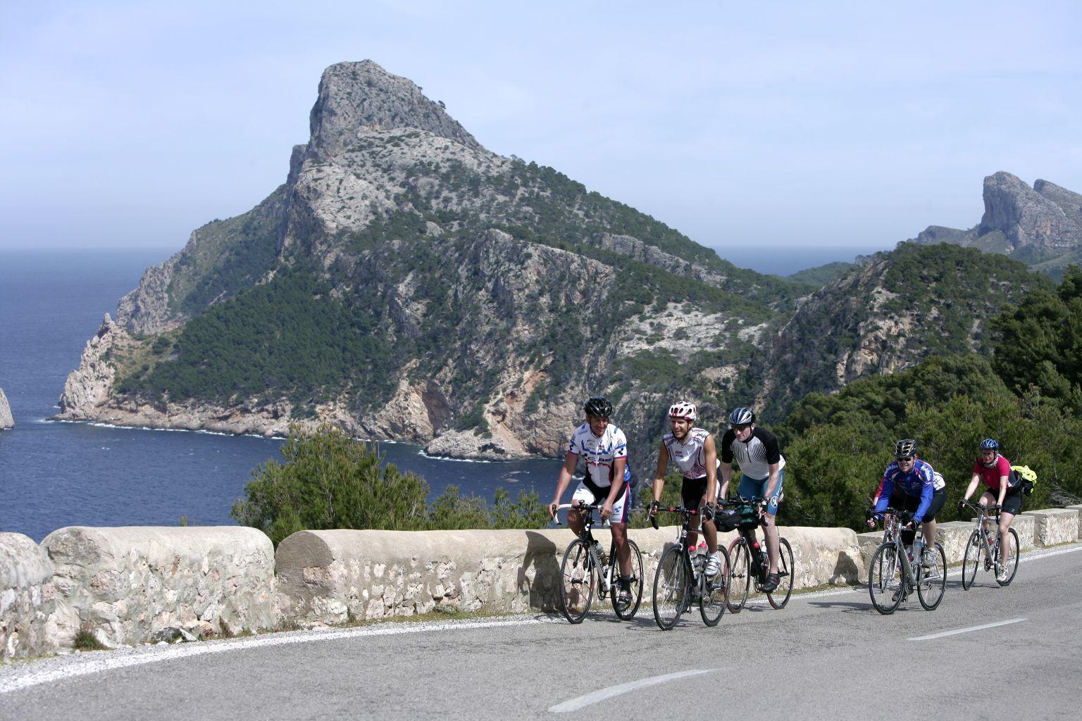 Mallorca-Radrundfahrt mit Spaßfaktor im Oktober