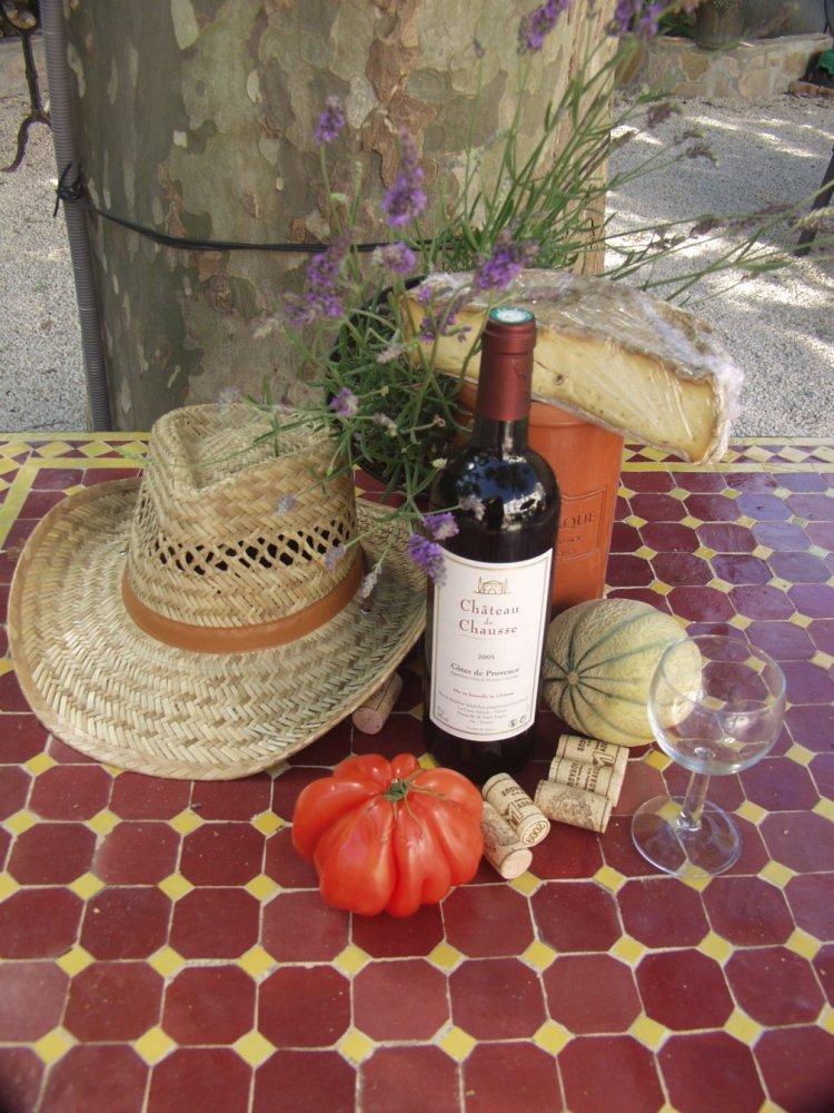 Im Hotel Villa Provencale wird die Küche Südfrankreichs groß geschrieben