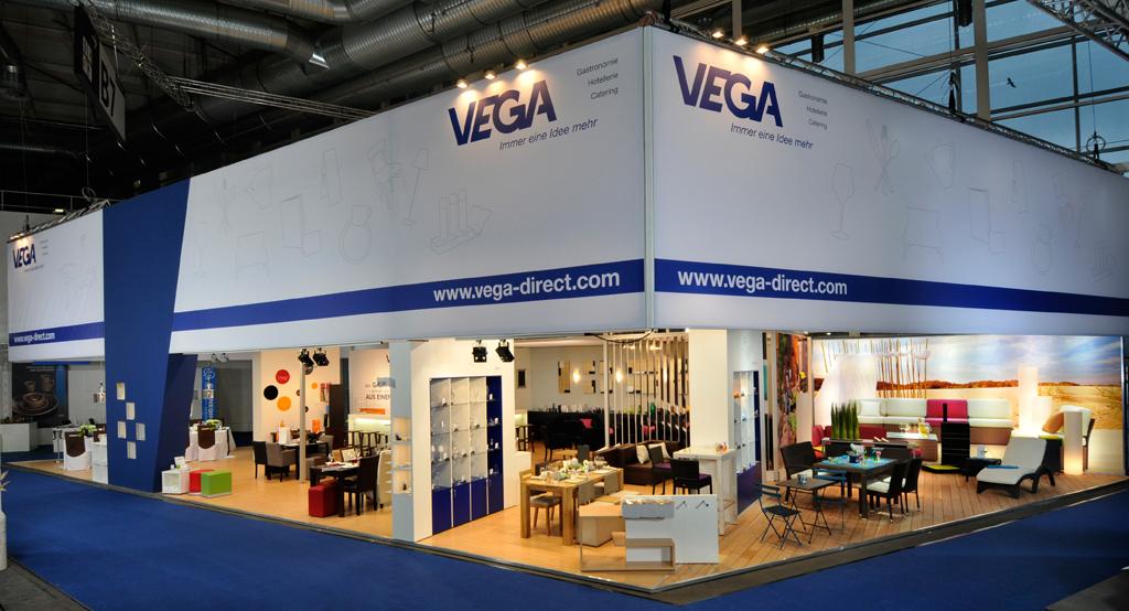 Trendig, kreativ, flexibel: Großer Auftritt für VEGA auf der Internorga