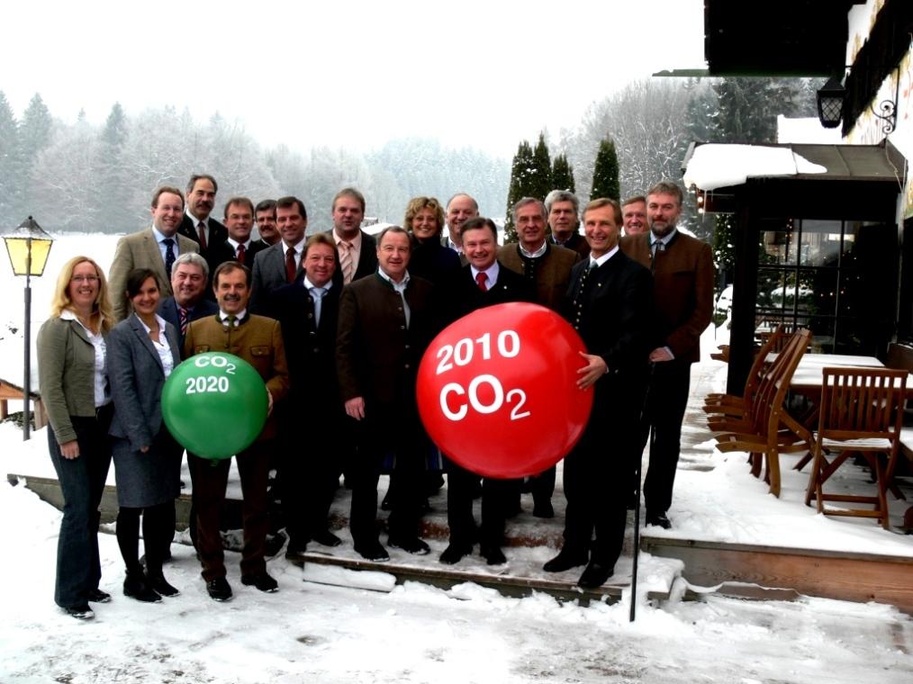 Klimaschutzkonzept von Green City Energy für den Landkreis Miesbach ist Projekt des Monats - Vielfältiges Angebot für Städte und Kommunen