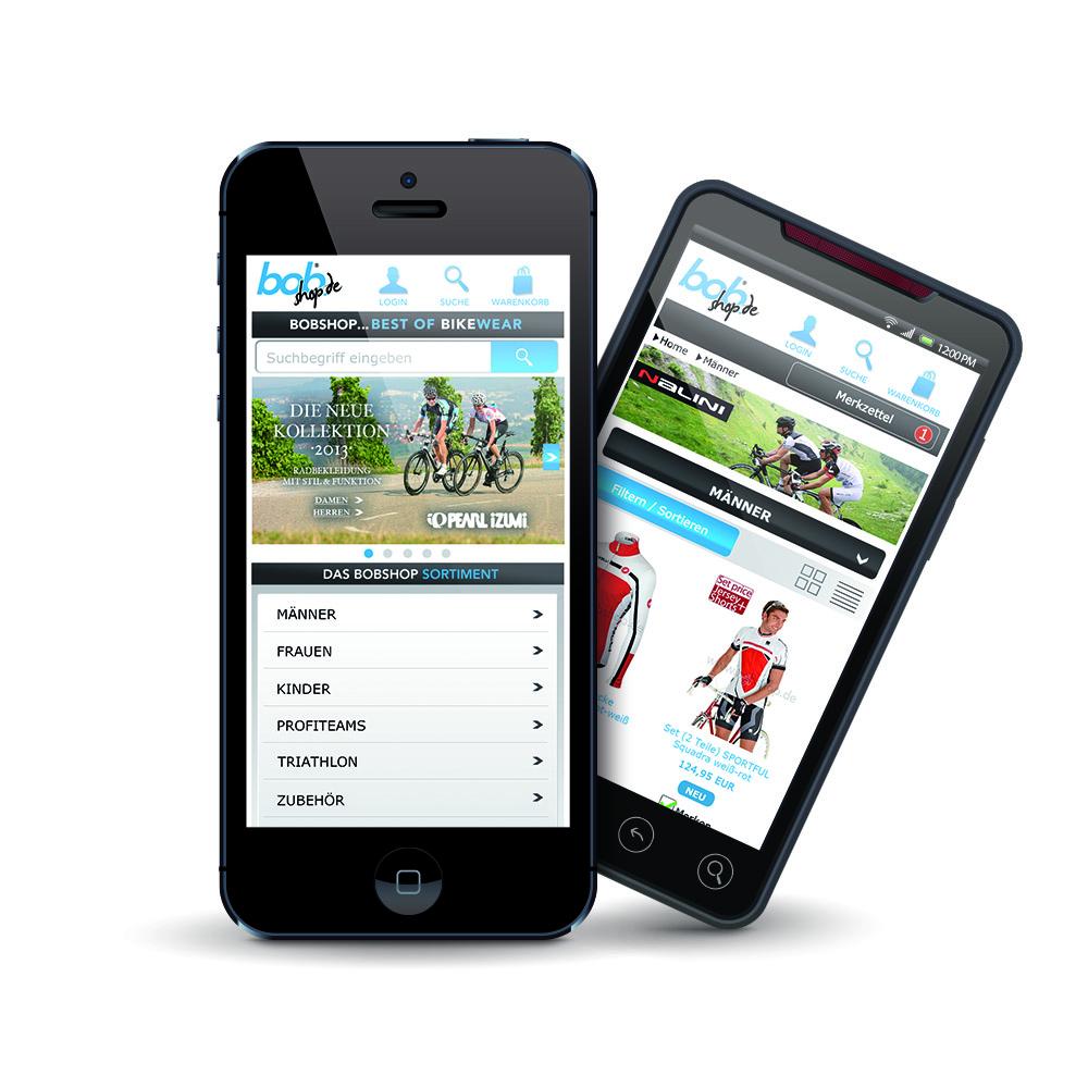 Bobshop launcht seinen mobile-optimierten Shop auf sieben Sprachen