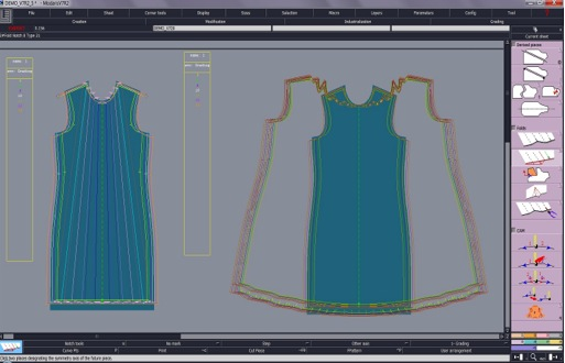 Lectra optimiert die Produktentwicklung mit Modaris® V7R2