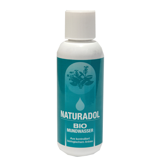 Bio-Mundwasser hilft bei Zahnfleischbluten, Parodontitis und Mundgeruch