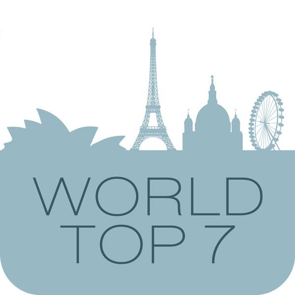 Last Minute Deals auf WorldTop7 für stil-bewusste und anspruchsvolle Reisende