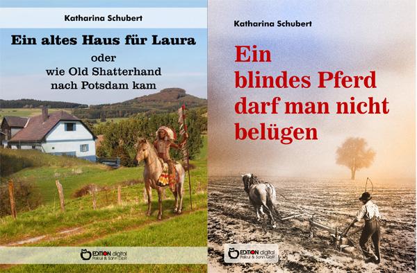 Weltgeschichte in der Eifel - Literarisches Gesamtwerk von Katharina Schubert als E-Book