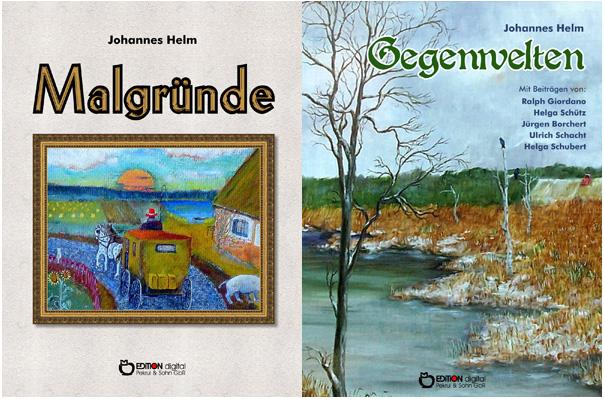 Lebensrezept: Jeden Tag neu anfangen - Belletristisches Werk von Prof. Johannes Helm als E-Book