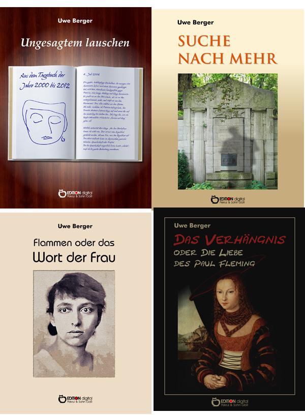 """Uwe Berger: """"Ungesagtem lauschen"""" - Prosawerk des Lyrikers, Essayisten und Erzählers als E-Book"""