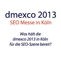 SEO Messe dmexco 2013 in Köln