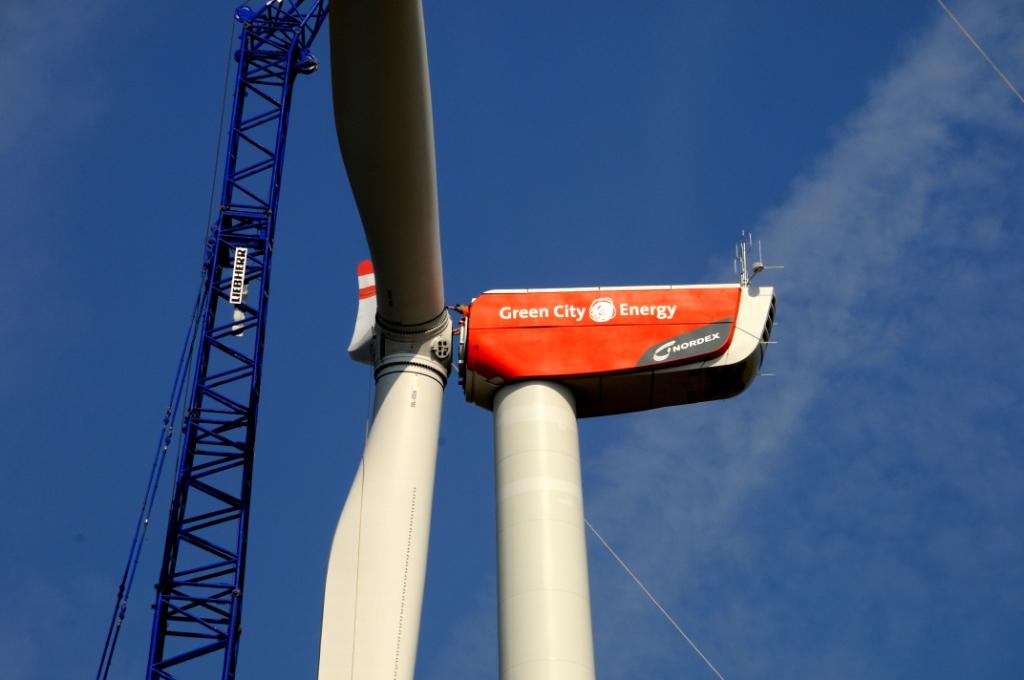 Windpark Bayerischer Odenwald vollständig errichtet – Öffentliches Einweihungsfest am 12. Oktober