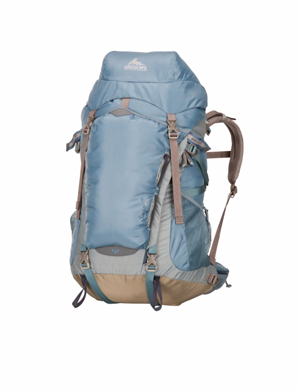 Praxistest Gregory Sage - innovativer Damenrucksack