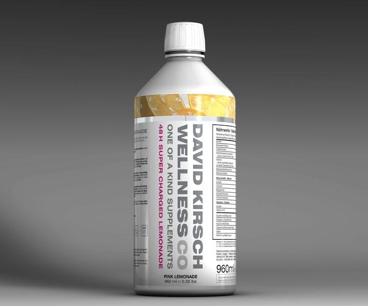 Get Kirsched! – Mit der neuen 48 H Super Charged Lemonade von David Kirsch