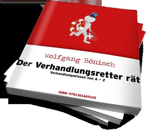 Wolfgang Bönisch veröffentlicht weiteres Buch