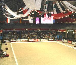 Frankfurt - Festhallen-Reitturnier 2013 mit zahlreichen Highlights