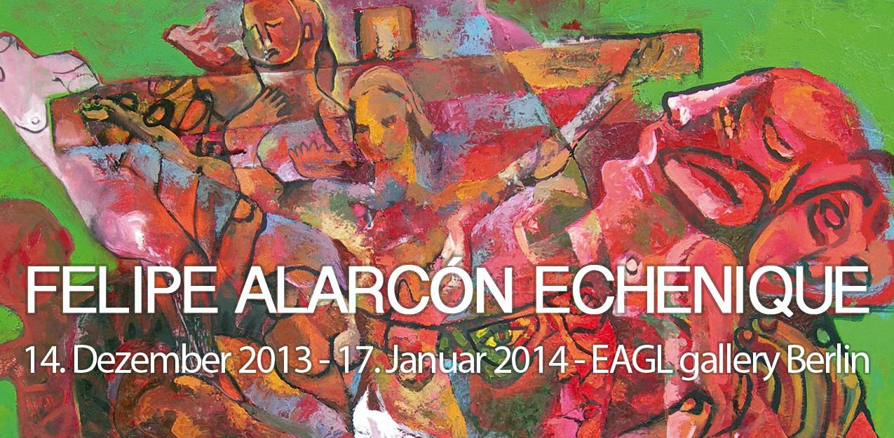 Felipe Alarcón Echenique - Poetischer Surrealismus - Zeit, Form und Farbe
