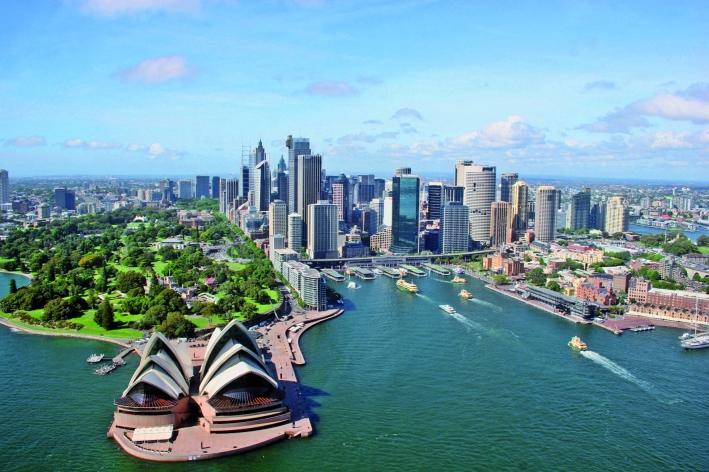 Faszinierende Radrundreise durch Australien: Von Melbourne über Tasmanien bis Sidney