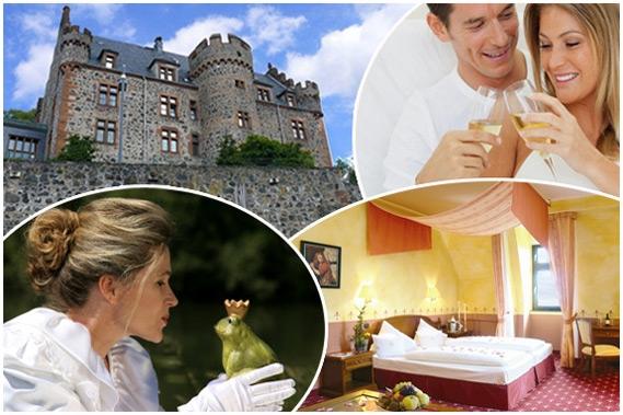 Königlicher Kurzurlaub für verliebte Paare: Schlossgeflüster in märchenhaftem Ambiente