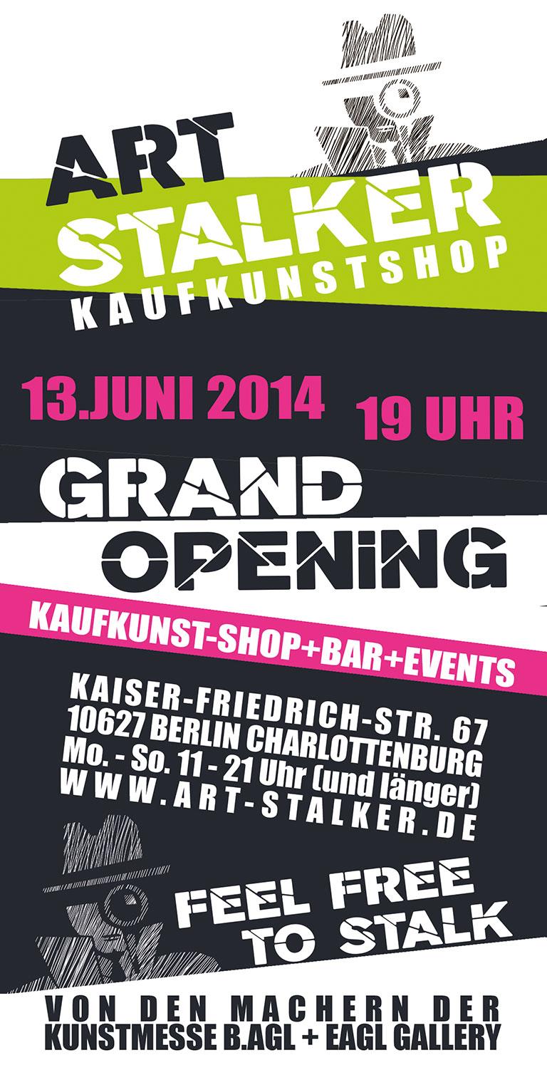 ART Stalker – Der Kaufkunst-Shop in Berlin-Charlottenburg