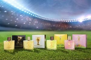 Brasilianisches Feuer und ein Hauch Rosennote - So duftet die Fußballweltmeisterschaft 2014!