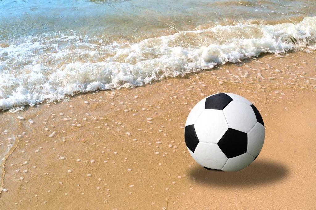 Fußballschauen und Chillen, so schön ist der Juni an der  Cote d'Azur