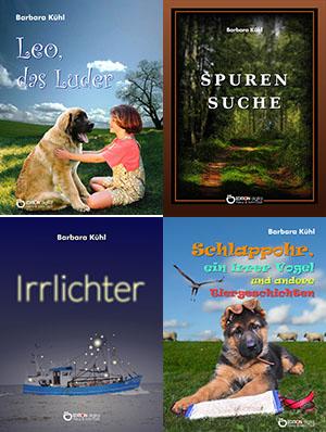 Dem Leben auf der Spur – literarisch und dokumentarisch. EDITION digital präsentiert E-Book-Kollektion von Barbara Kühl
