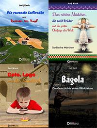 Wer kennt Stephan Möhring nicht? - Zehn Bücher von Jurij Koch jetzt bei EDITION digital als E-Books