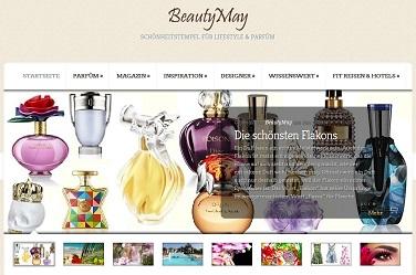 BeautyMay bietet seinen Lesern einen Preisvergleich für Parfüm!