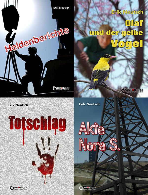 """Ein DDR Klassiker: Seine """"Spur der Steine"""" bleibt - Zum ersten Todestag jetzt alle Bücher von Erik Neutsch digital"""