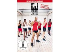 Cooler Jam statt eintöniges Training – Das neue Hip Hop Boxing Workout von George Jones