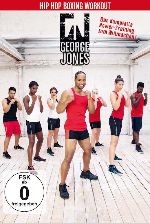 Cooler Jam statt eintöniges Training – Das neue Hip Hop Boxing Workout von George Jones