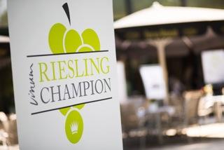 Die VINUM Riesling-Champions 2014 stehen fest