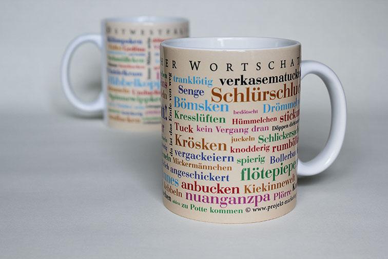 Die Ostwestfalen trinken jetzt stilvoll Kaffee und Tee – mit dem neuen Keramikbecher