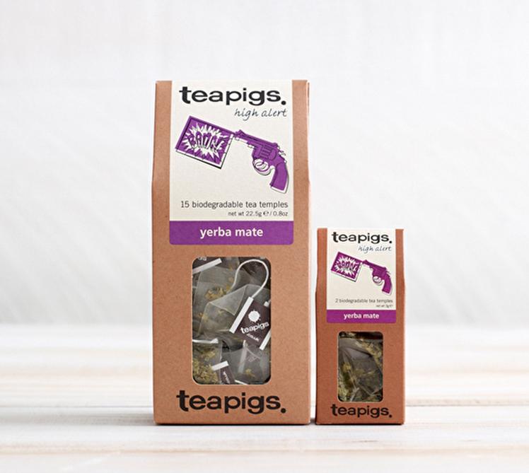 Der neue Star unter den Tees – Yerba Mate von teapigs