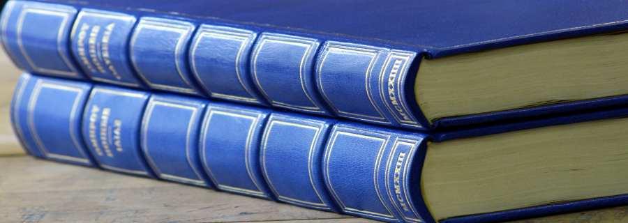Die Hardcover-Bindungen der Buchbinderei Konrad sorgen für Qualität und  Beständigkeit