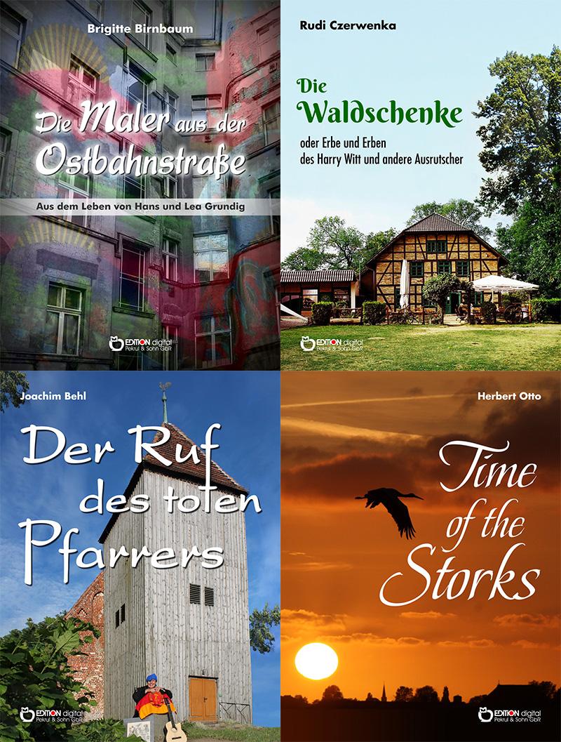 Gruß nach Grevesmühlen, Überraschung aus dem Briefkasten und sprechende Raben – Acht E-Books von Freitag bis Freitag zum Sonderpreis