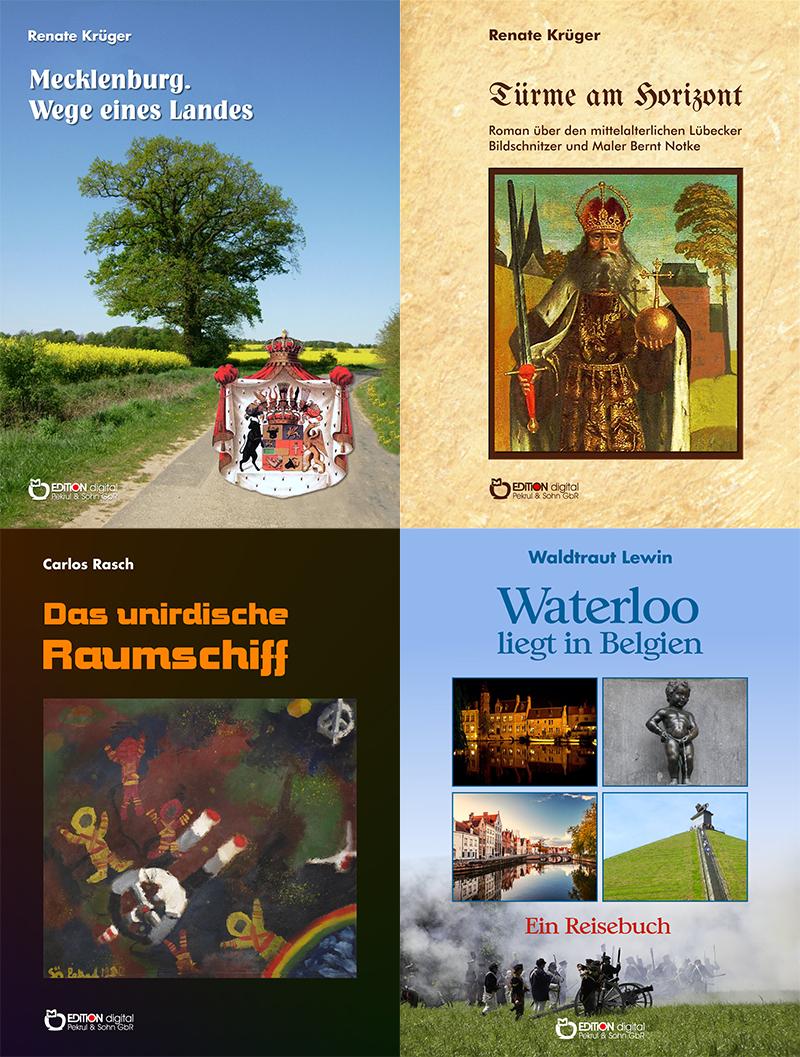 Was macht die Mecklenburger eigentlich so liebenswert? – Vier E-Books von Freitag bis Freitag zum Sonderpreis