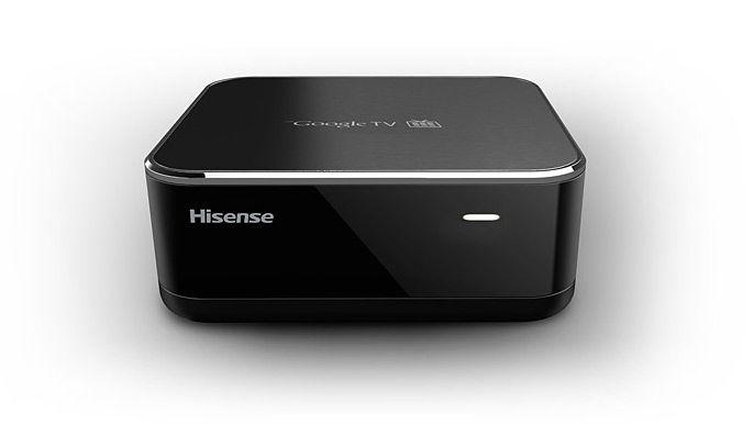IFA-Vorpremiere: Hisense zeigt Google TV-Box