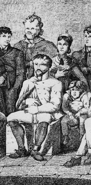 """Rätsel um Räuber """"Schwarzer Peter"""" gelöst"""