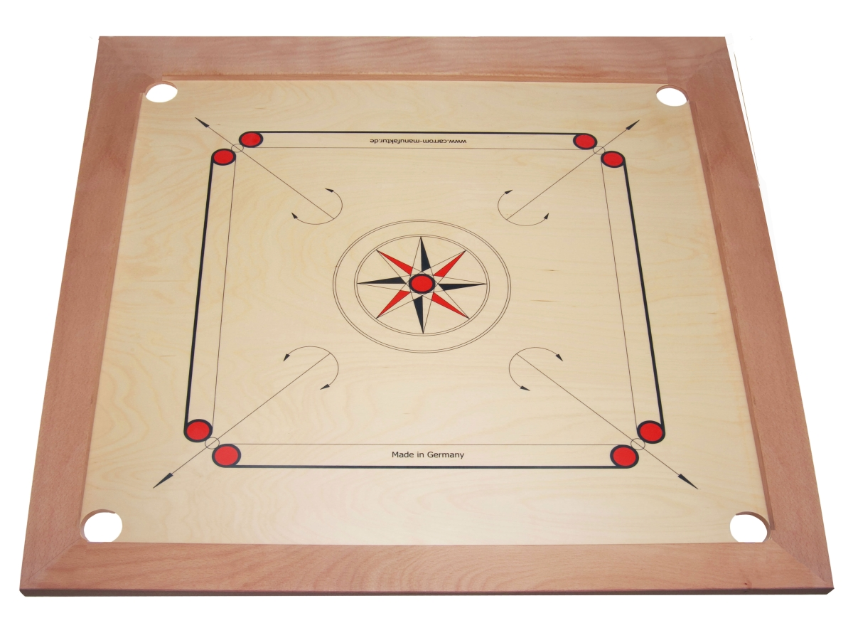 Carrom Boards made in Germany - Top Qualität